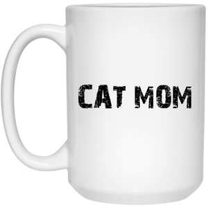 Cat Mom - Mugs Rescuers Club