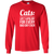 Load image into Gallery viewer, Cats Life's Apology - Long Sleeve T Shirt Rescuers Club