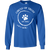 Load image into Gallery viewer, Circle Of Trust My Dog - Long Sleeve T Shirt Rescuers Club