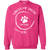 Load image into Gallery viewer, Circle Of Trust My Dog - Sweatshirt Rescuers Club
