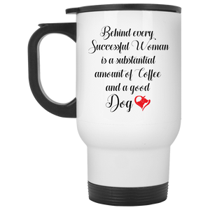 Coffee and a Good Dog - Mugs Rescuers Club