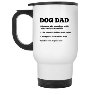 Dog Dad Definition - Mugs Rescuers Club