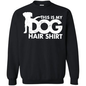 Dog Hair Shirt - Sweatshirt Rescuers Club