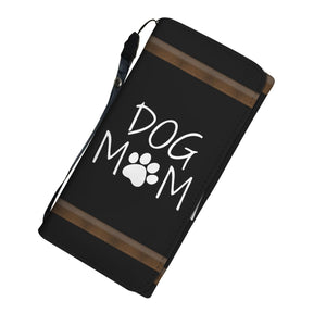 Dog Mom - Ladies Wallet/Purse Rescuers Club