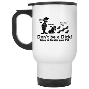 Don't Be A Dick - Mugs Rescuers Club
