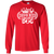 Load image into Gallery viewer, Drink Beer Hang With My Dog - Long Sleeve T Shirt Rescuers Club
