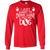 Load image into Gallery viewer, Drink Wine and Pet My Dog - Long Sleeve T Shirt Rescuers Club