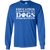 Load image into Gallery viewer, Education Is Important - Long Sleeve T Shirt Rescuers Club