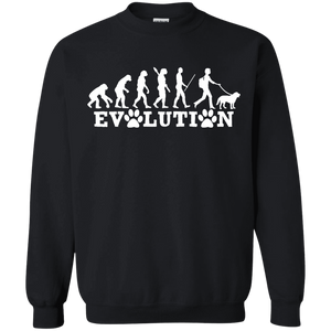 Evolution - Sweatshirt Rescuers Club