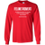Load image into Gallery viewer, Felinetrovert - Long Sleeve T Shirt Rescuers Club