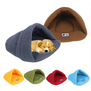 Fleece Dog Bed Rescuers Club