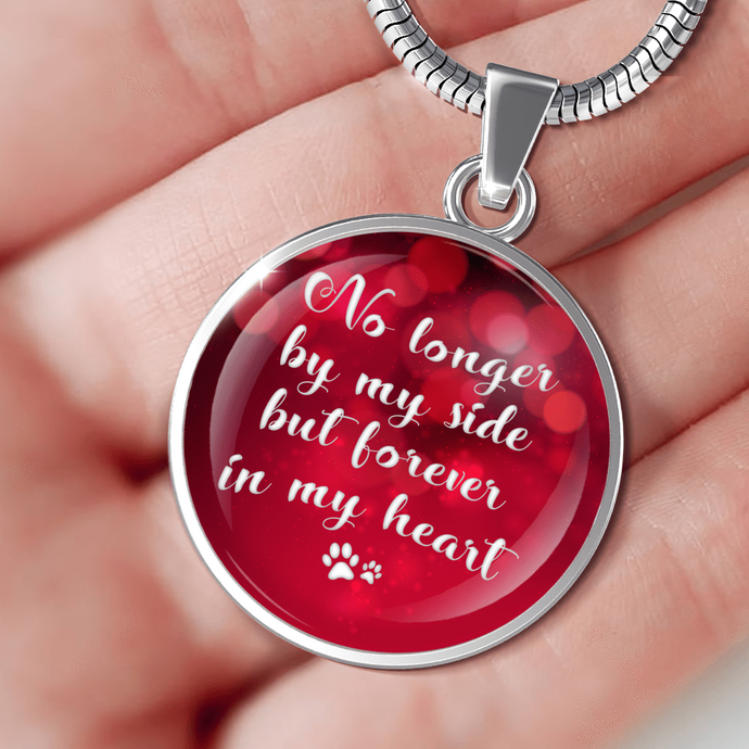 Forever In My Heart - Pendant Rescuers Club