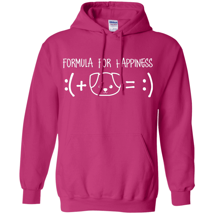 Formula For Happiness - Hoodie Rescuers Club