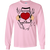 Load image into Gallery viewer, Here Lies The Heart - Long Sleeve T Shirt Rescuers Club