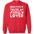 Load image into Gallery viewer, High Five If You're An Animal Lover - Sweatshirt Rescuers Club