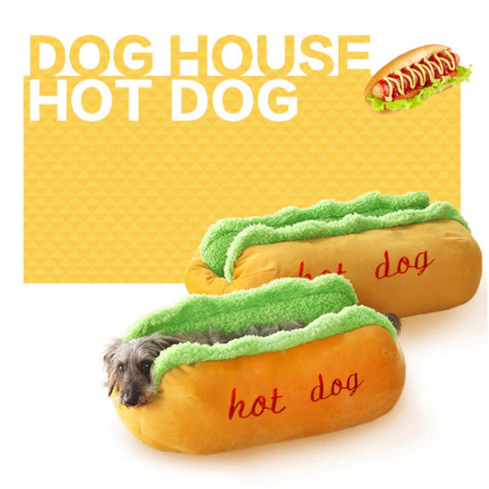Hot Dog Bed Rescuers Club