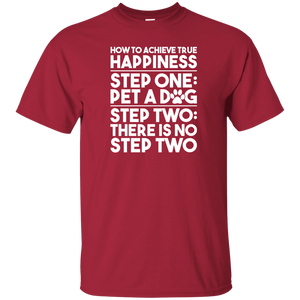 How To Achieve True Happiness - T Shirt Rescuers Club