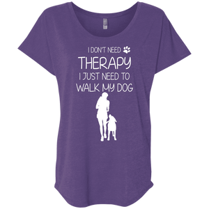I Don't Need Therapy - Slouchy Tee Rescuers Club