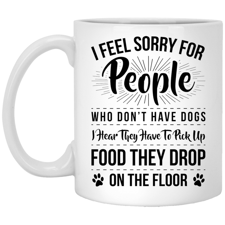 I Feel Sorry For People - Mugs Rescuers Club