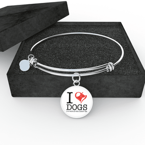 I Love Dogs - Bangle Rescuers Club