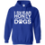 Load image into Gallery viewer, I Swear Honey No More Dogs - Hoodie Rescuers Club