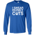 Load image into Gallery viewer, I Swear No More Cats - Long Sleeve T-Shirt Rescuers Club