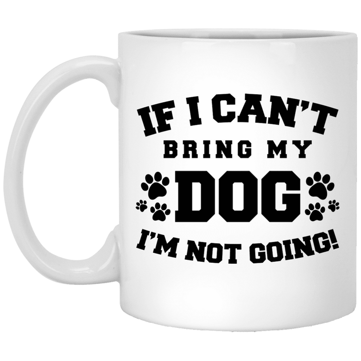 If I Can't Bring My Dog - Mugs Rescuers Club