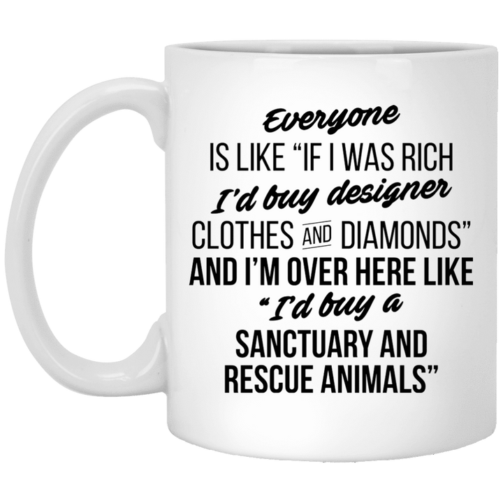 If I Was Rich - Mugs Rescuers Club
