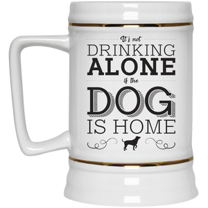 It's Not Drinking Alone - Beer Stein Rescuers Club