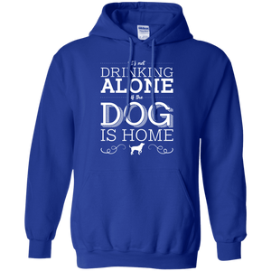 It's Not Drinking Alone - Hoodie Rescuers Club