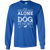 Load image into Gallery viewer, It's Not drinking Alone - Long Sleeve T Shirt Rescuers Club