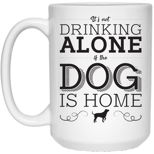 It's Not Drinking Alone - Mugs Rescuers Club