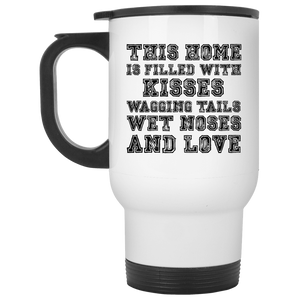 Kisses and Love - Mugs Rescuers Club