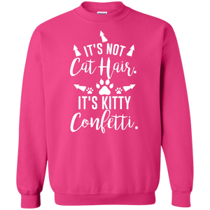 Kitty Confetti - Sweatshirt Rescuers Club