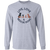 Load image into Gallery viewer, Live Love and Rescue Dogs - Long Sleeve Rescuers Club