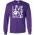 Load image into Gallery viewer, Live Love Rescue - Long Sleeve Rescuers Club