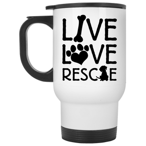Live Love Rescue - Mugs Rescuers Club