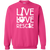 Load image into Gallery viewer, Live Love Rescue - Sweatshirt Rescuers Club