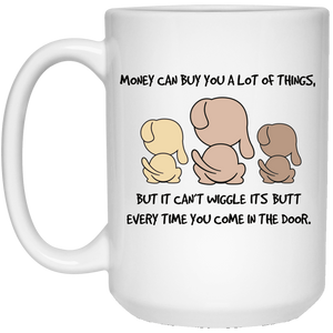 Money Can Buy You A Lot Of Things - Mugs Rescuers Club