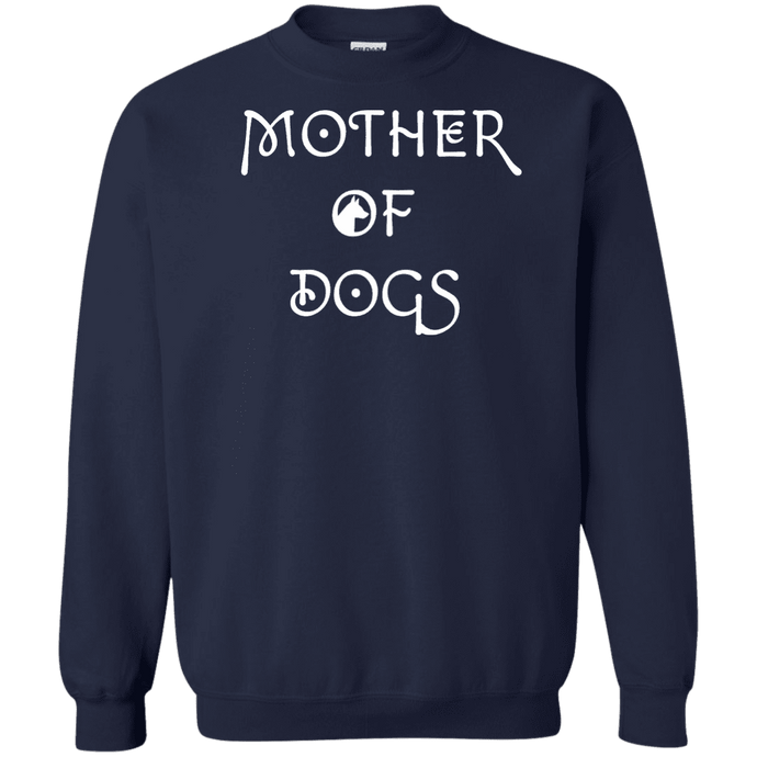 Mother Of Dogs - Sweatshirt Rescuers Club