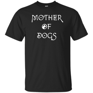 Mother Of Dogs - T Shirt Rescuers Club