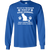 Load image into Gallery viewer, My Cat Is The Reason - Long Sleeve T shirt Rescuers Club