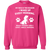 Load image into Gallery viewer, My Dog Is The Reason - Sweatshirt Rescuers Club