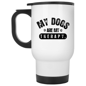 My Dogs Are My Therapy - Mugs Rescuers Club