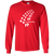 Load image into Gallery viewer, Never Walk Alone - Long Sleeve T Shirt Rescuers Club