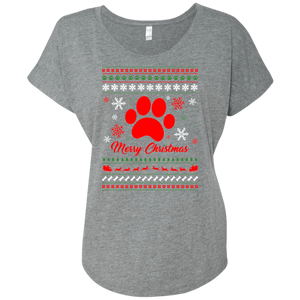 Nordic Christmas - Slouchy Tee Rescuers Club
