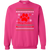 Load image into Gallery viewer, Nordic Christmas - Sweatshirt Rescuers Club