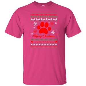 Nordic Christmas - T Shirt Rescuers Club