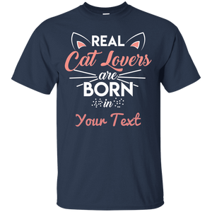 Personalized Real Cat Lovers - Rescuers Club