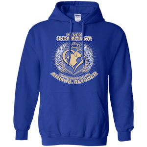 Power Of An Animal Rescuer - Hoodie Rescuers Club